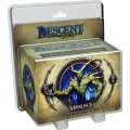 Descent: Journeys in the Dark (2nd Ed) - Gargan Mirklace Lieutenant Pack