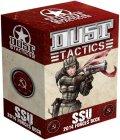 Dust Tactics: SSU Tactics Cards
