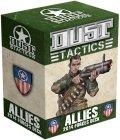 Dust Tactics: Allies Tactics Cards