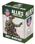 Dust Tactics: Allies Warfare Cards