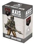 Dust Tactics: Axis Warfare Cards