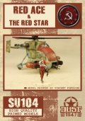 ''RED ACE & THE RED STAR'' PRIMED