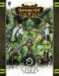 Forces of WARMACHINE: Cryx Command softcover RULEBOOK 2017年4月発売