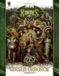 Forces of HORDES: Circle Orboros Command softcover RULEBOOK 2017年2月8日発売