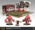 [Khador] - Battlegroup Starter PLASTIC BOX