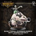 [Cryx] - Bloat Thrall Overseer Mobius Character Solo (resin & white metal) BOX
