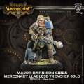 [Mercenaries] - Major Harrison Gibbs Llaelese Trencher Solo