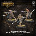[Mercenaries] - Thorn Gun Mages Llaelese Unit 2017年2月8日発売