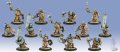 Trollbloods: Kriel Warriors Trollkin PLASTIC Unit BOX w/ 3 Weapon Attachments (13)
