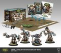 Hordes Trollbloods: Battlegroup Starter PLASTIC BOX