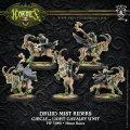 Circle Orboros Druid Mist Riders Unit PLASTIC BOX