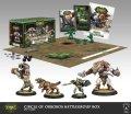 Hordes Circle Orboros: Battlegroup Starter PLASTIC BOX