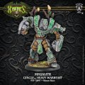 Circle Orboros Megalith Heavy Warbeast (metal/resin resculpt)