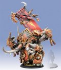 Skorne: Extreme Titan Gladiator Heavy Warbeast (resin & white metal)