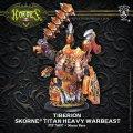 Skorne Tiberion Titan Heavy Warbeast (metal/resin resculpt) BOX