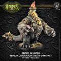 Minions: Blackhide Wrastler/Blind Walker Gatorman Heavy Warbeast PLASTIC BOX