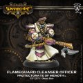 [Menoth] - Flameguard Cleanser Officer(1)