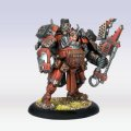[Khador Solo] - Battle Mechanik Officer Battle Mechanik Unit Attachment(1) メタル製