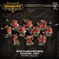 [Khador] - Iron Fang Pikemen Unit (10) リパッケージ品