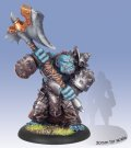 Trollbloods: Troll Axer PLASTIC Light Warbeast BOX