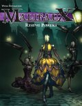 Malifaux Expansion Rulebook Rising Powers SC