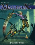 Malifaux Expansion Rulebook Twisting Fates SC