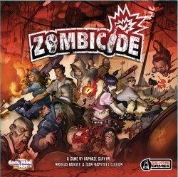 画像1: ゾンビサイド:ボードゲーム