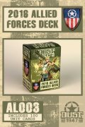 DUST 1947 ALLIES FORCES DECK