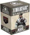 Dust Tactics: Axis Tactics Cards