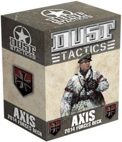 画像1: Dust Tactics: Axis Tactics Cards