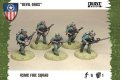 Dust Tactics - Allies: USMC Fire Squad (Devil Dogs)
