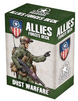 画像1: Dust Tactics: Allies Warfare Cards