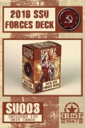 DUST 1947 SSU FORCES DECK