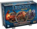 Descent: Journeys in the Dark (2nd Ed) - Treaty of Champions Expansion Hero and Monster Collection