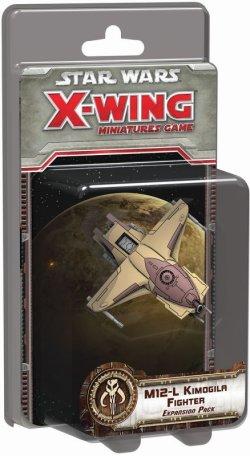 画像1: スターウォーズ X-WING M12-L キモジラ・ファイター 拡張パック