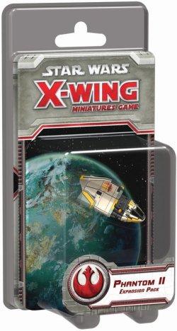 画像1: スターウォーズ X-WING ファントムII 拡張パック