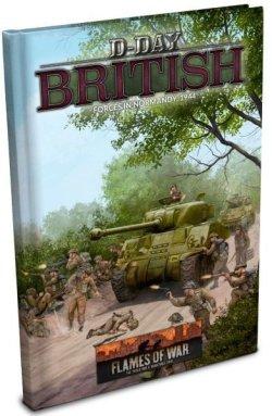 画像1: フレイムズ・オブ・ウォー:D-Day - イギリス