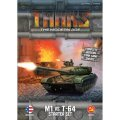 TANKS The Modern Age: Starter Set - M1 vs T-64