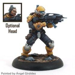 画像1: MERCS Yellow Jackets - Assault Trooper (1)