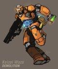 MERCS Keizai Waza - Demolition (1) (Preorder)