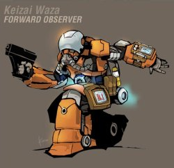 画像1: MERCS Keizai Waza - Forward Observer (1) (Preorder)
