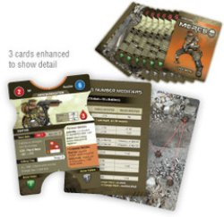 画像1: MERCS FCC - Game Deck