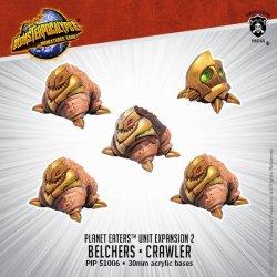 画像1: Monsterpocalypse Belchers & Crawler Planet Eaters Unit (resin)