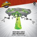 Monsterpocalypse Ares Mothership - Martian Menace Monster (metal/resin)