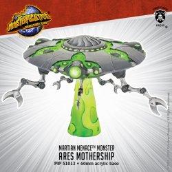 画像1: Monsterpocalypse Ares Mothership - Martian Menace Monster (metal/resin)