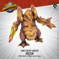 Monsterpocalypse Rogzor - Planet Eaters Monster (resin)