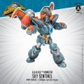 Monsterpocalypse Sky Sentinel G.U.A.R.D. Monster (resin)