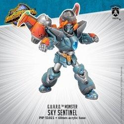 画像1: Monsterpocalypse Sky Sentinel G.U.A.R.D. Monster (resin)