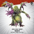 Monsterpocalypse Yasheth - Lords of Cthul Monster (resin)