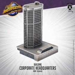 画像1: Monsterpocalypse Buildings - Corporate HQ (resin)